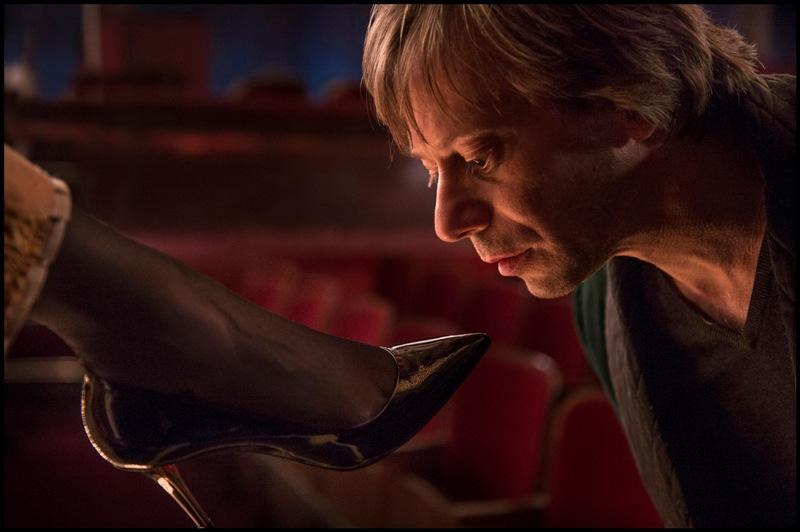 No sapatinho: relação sadomasoquista da narrativa traz questões intrínsecas do próprio Polanski (Foto: Divulgação)