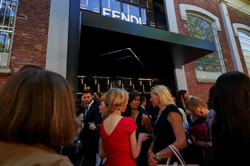 Semana de Moda de Milão 2016 Fendi