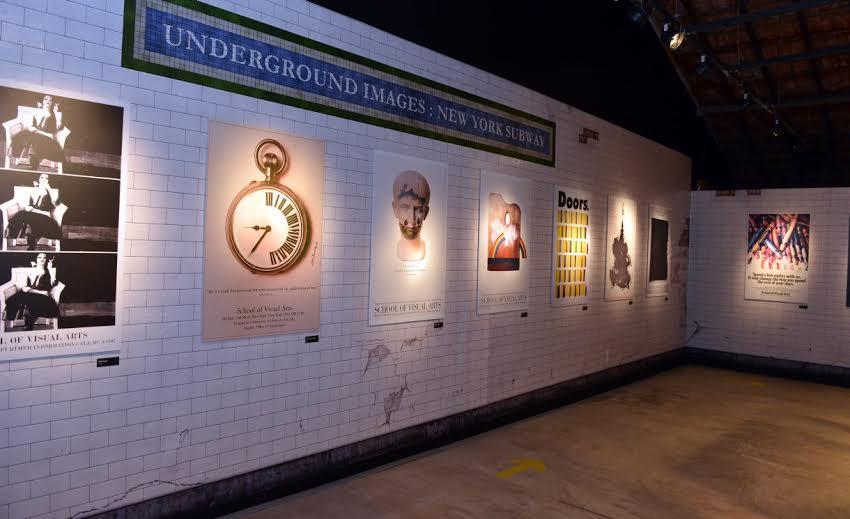 1 Exposição Cartazes Metrô NY