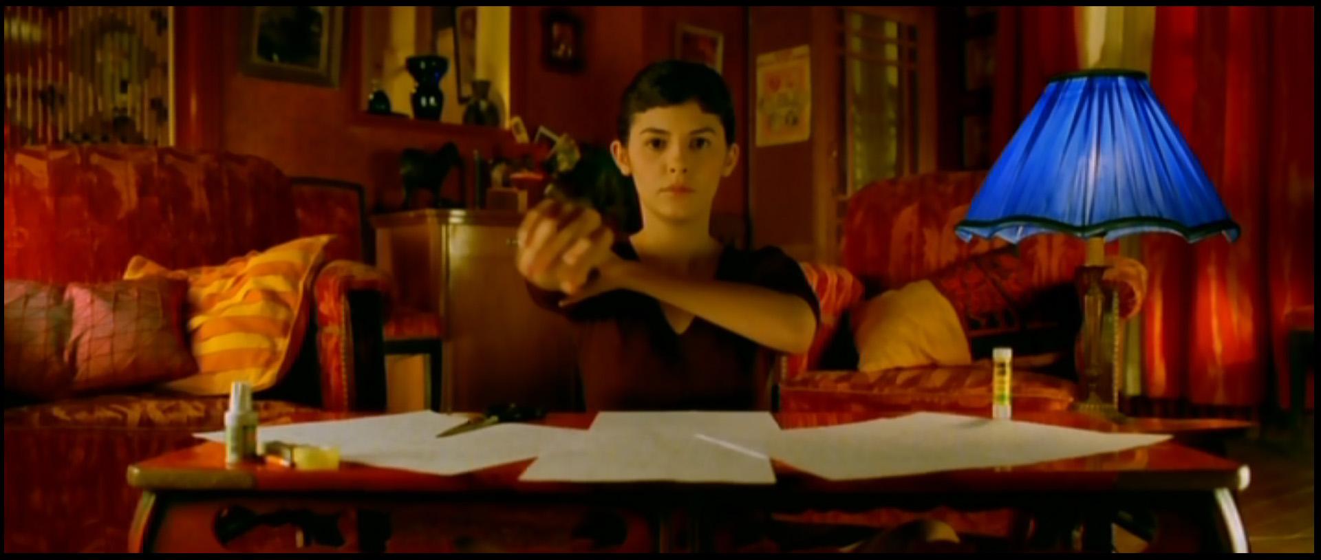 """""""Amélie Poulain"""": o diretor Jean-Pierre Jeunet usou a atmosfera lúdico-cromática de Machado como fonte de pesquisa para a direção de arte do filme (Foto: Divulgação)"""