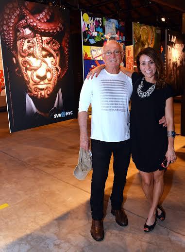 José Duclerc e Ana Oliveira
