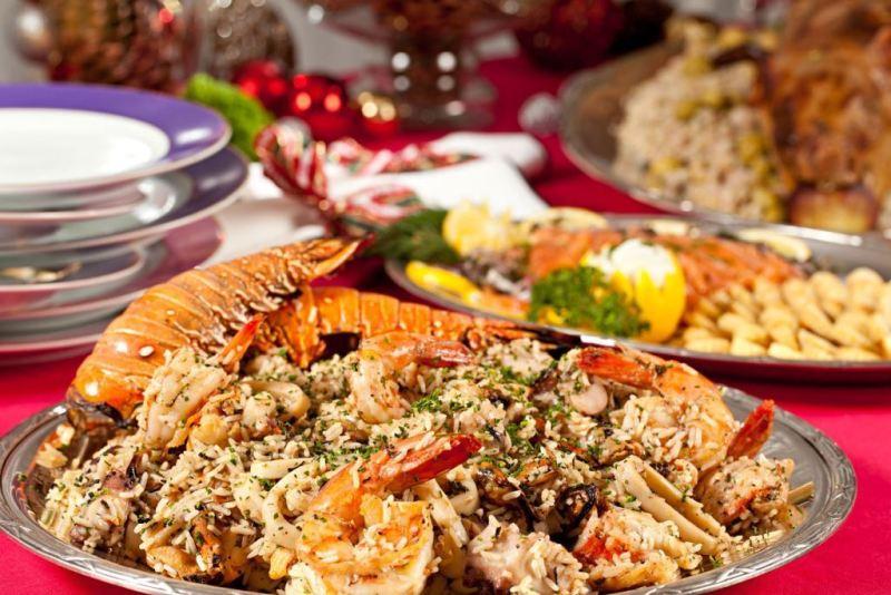 Ceia de natal Buffet Monique Benoliel_Arroz de frutos do mar a espanhola_crédito Rodrigo Azevedo-03