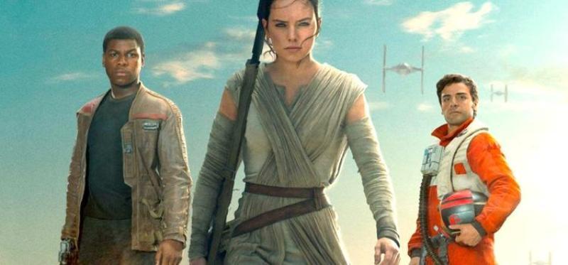 Star Wars o despertar da força novo trio final