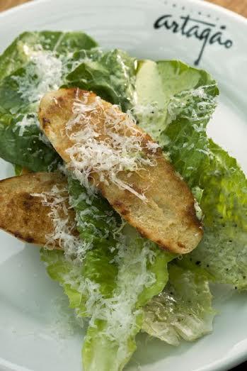Cozinha Artagão_Caesar Salad da Casa_Alexander Landau