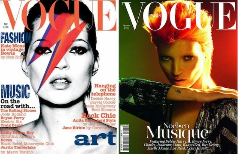 david bowie capas vogue kate moss final