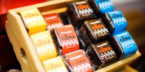 Pão de mel da Gema - Foto Priscilla Baeta