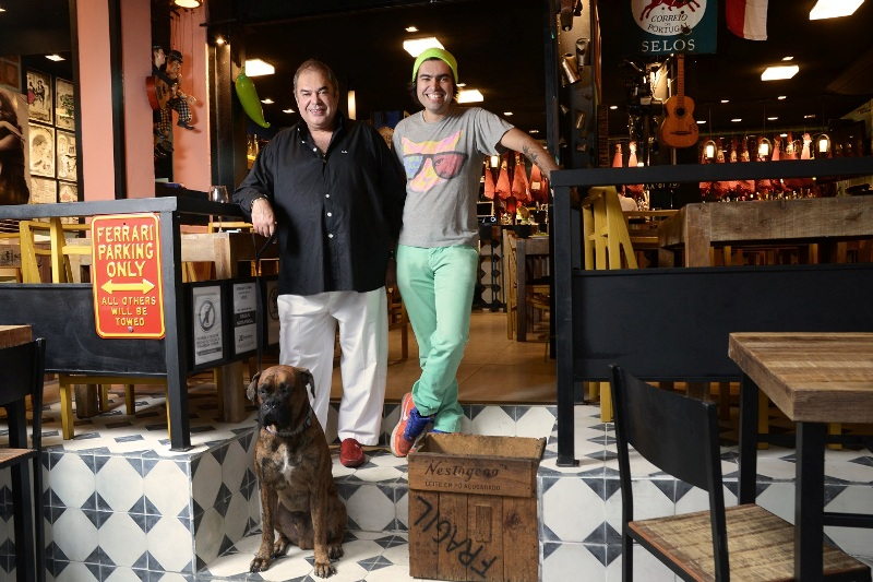 El Gordo_Nuno, Salvador e cachorro_crédito Camilla Maia (2) final