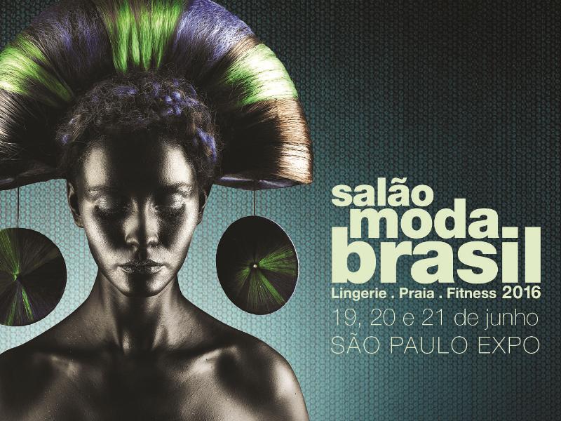 Salão Moda Brasil 2016 cartaz final