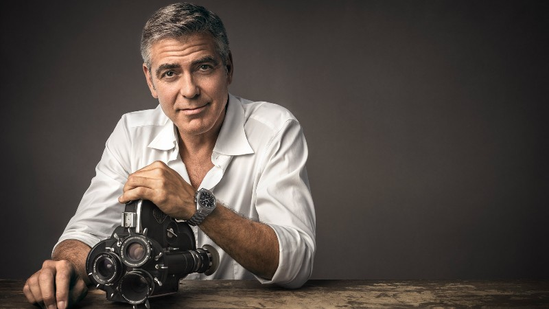 George clooney omega final