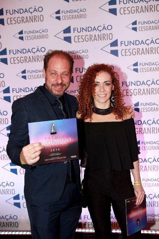4ª edição Prêmio Cesgranrio de Teatro 2017 BRUCE GOMLEVSKY E LAILA GARIN IMG_8407 final