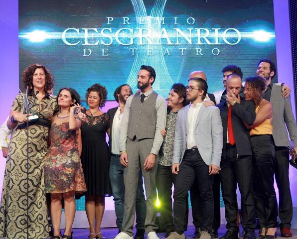 4ª edição Prêmio Cesgranrio de Teatro 2017 aue melhor-espetaculo-aue-img_9810