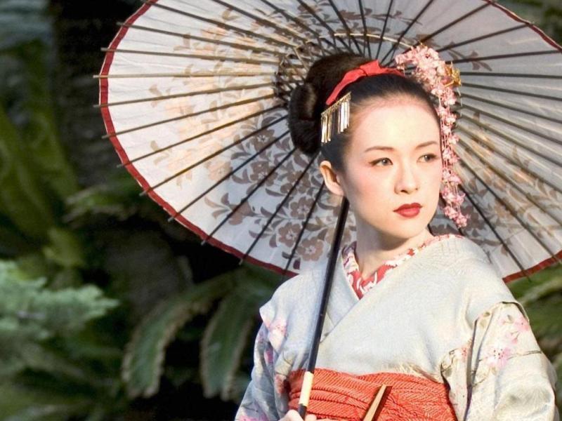 Baile do Copa Geishas Bai Ling Memórias de uma gueixa final