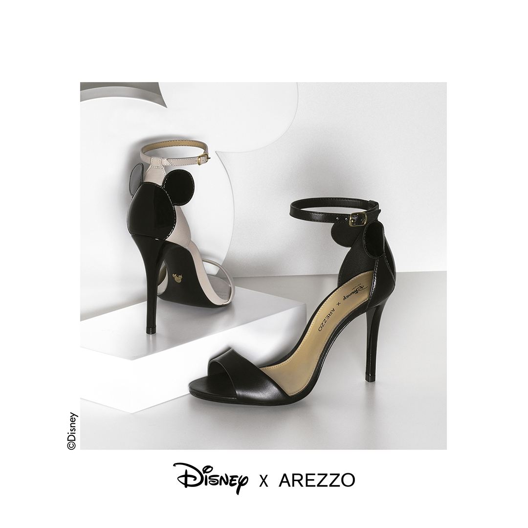 af5272065 A coleção especial Mickey e Minnie, em edição limitadíssima na Arezzo  (Foto: Divulgação)